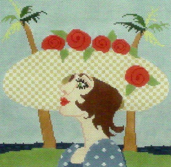 Kathy     (handpainted by Neeledeeva Inc.) *336
