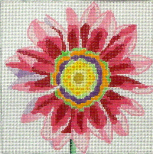 Dazzle Daisy   (handpainted by Jean Smith) 18*139B-18