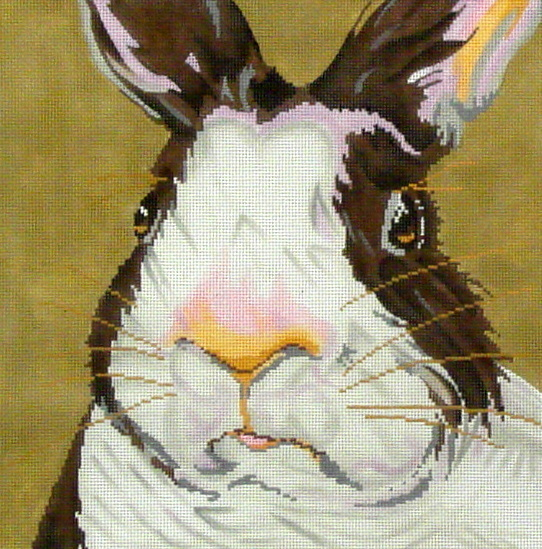 Bunny  (handpainted by Meredith Collection) *C-450-B