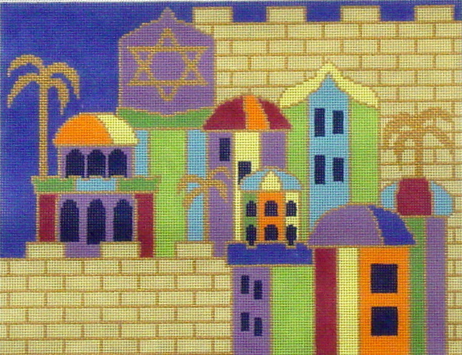Bright City  by Fleur de Pari) 18*JT047