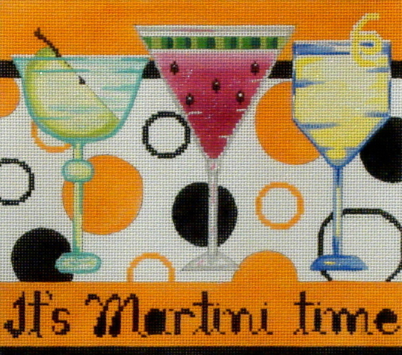 Martini Time     (Alice Peterson) *2692