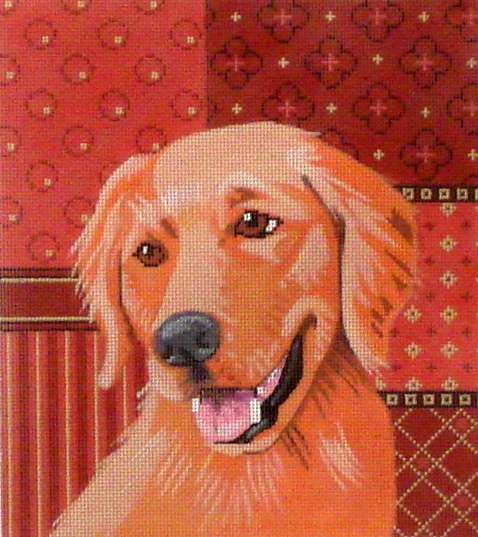 Golden Retriever  (Labor of Love) LL414K