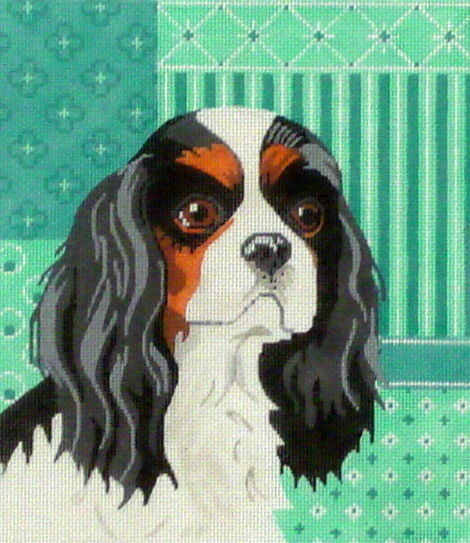 Cavalier King Charles   (Labor of Love) LL414B