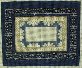 Blue Petal Tallis