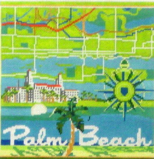 Palm Beach    (R. Schmuff) *2290