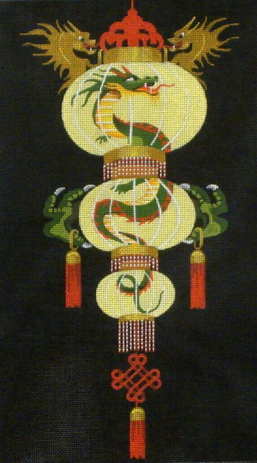 Sentinel of Wisdom, includes stitch guide      (Leigh Designs) *6336