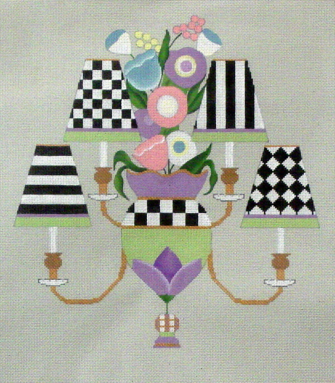 Chandalier, includes Stitch Guide   (Sew Much Fun) *0000