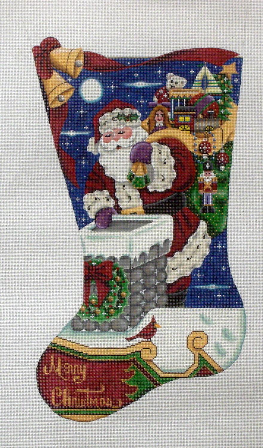 Christmas Night     (Rebecca Wood) *1367