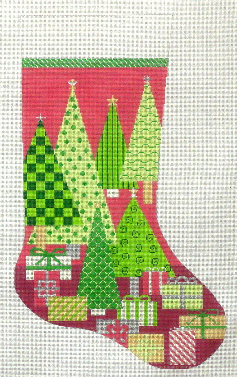 O Christmas Tree   (handpainted from The Meredith Collection) 19*X-144A
