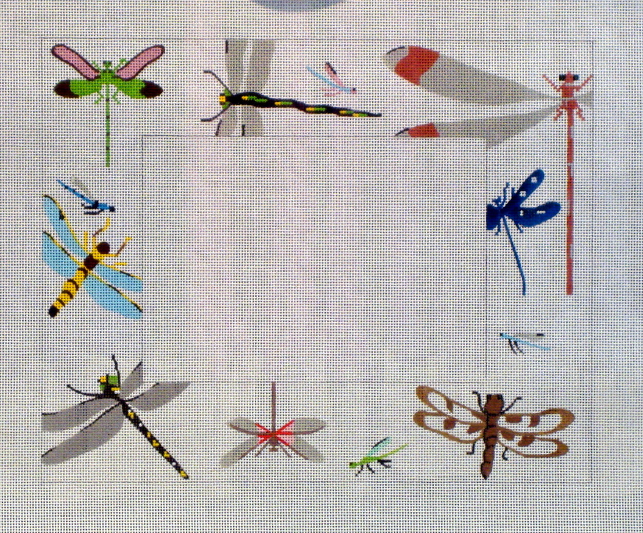 Dragonfly Picture Frame
