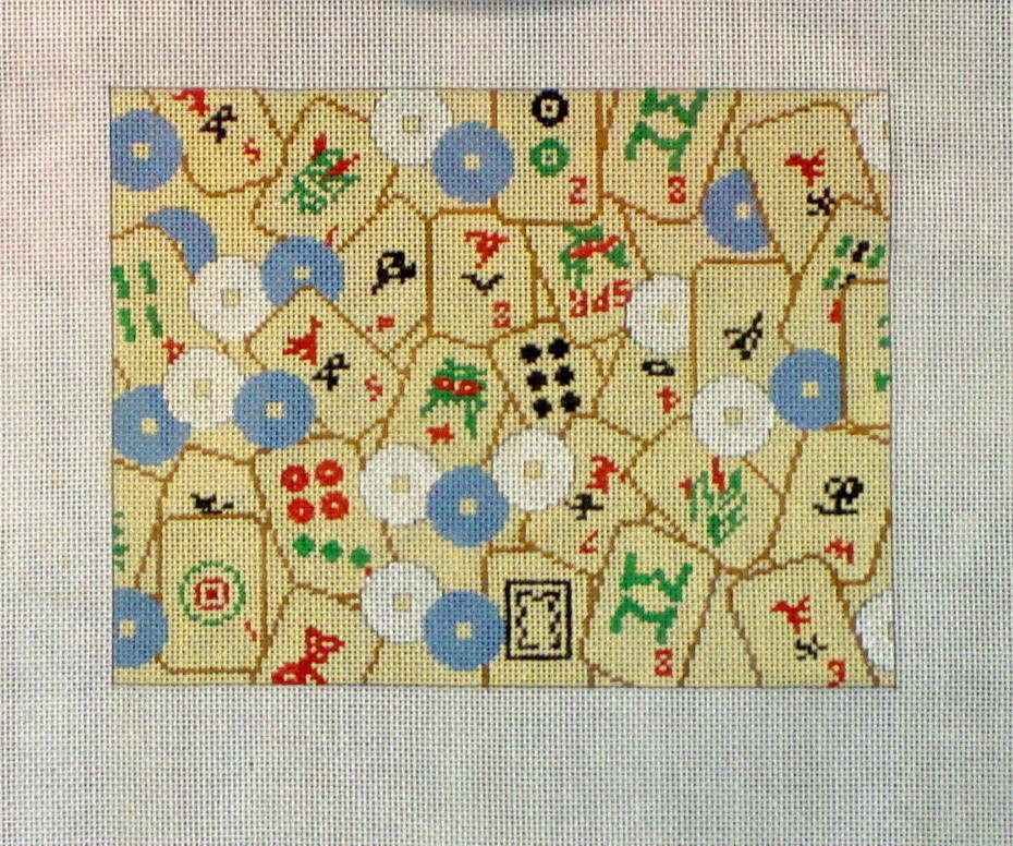 Mahjong Bag
