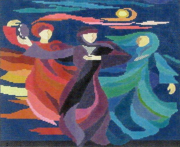 Dancing Mirium Tallis