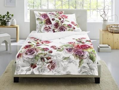 Luxusní povlečení Irisette JUWEL-K - Růže 8882