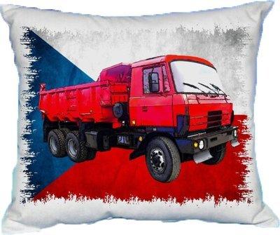 Polštářek Tatra 815