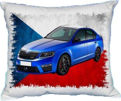 Polštářek Octavia RS
