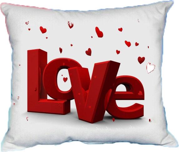 Polštářek Love