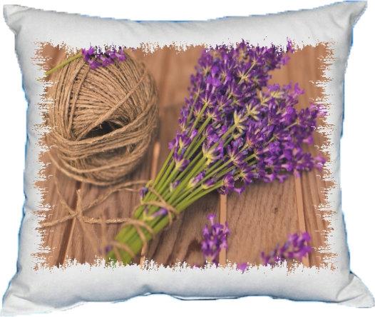 Polštářek Květiny 2