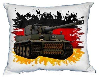 Polštářek Německý tank