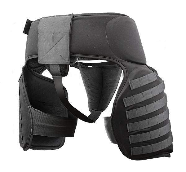 TG40: Thigh/Groin Protector with Molle System