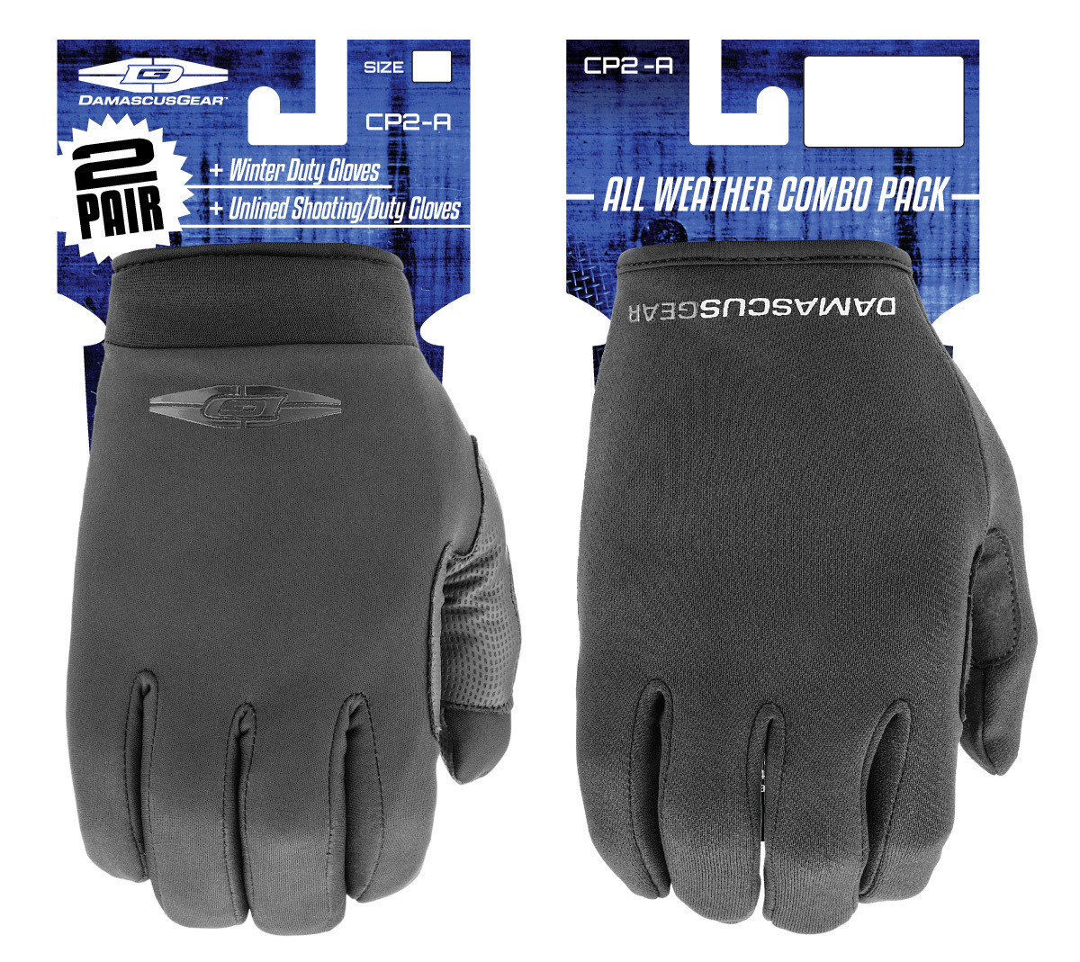 CP1-T - All Weather Combo Pack