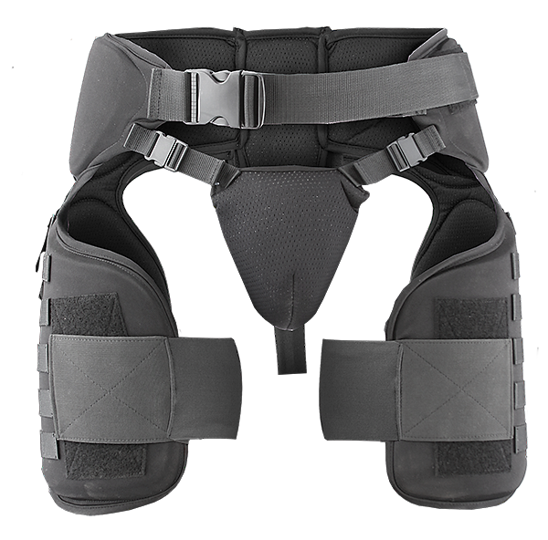 TG40 : IMPERIAL™ Thigh / Groin Protector with Molle System