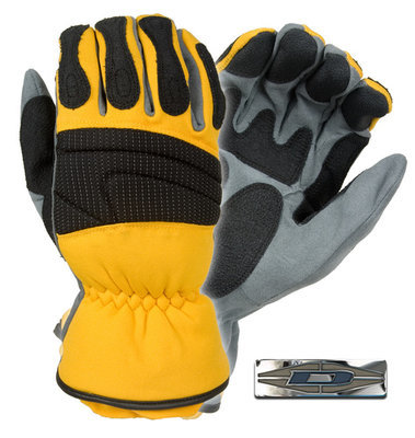 PRO-X™ Heavy-duty Extrication gloves (Yellow)
