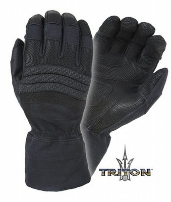 TRITON™ - Cut Resistant Gloves w/ Fire Resistant Etched Leather