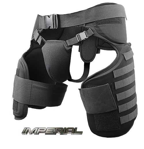 TG40 : IMPERIAL™ Thigh / Groin Protector with Molle System TG40