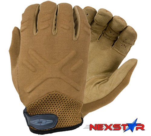 Interceptor X™ - Medium Weight duty gloves (Coyote Tan) MX30-C
