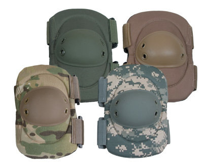 Imperial™ Hard Shell Cap Elbow Pads (Made to Order) DEP (Special Order)