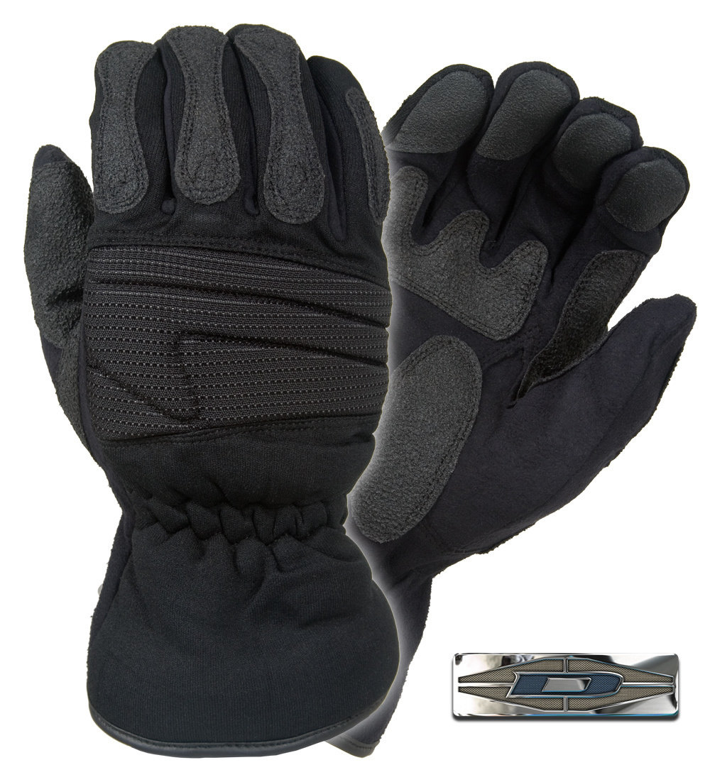 PRO-X™ Heavy-duty Extrication gloves (Black)