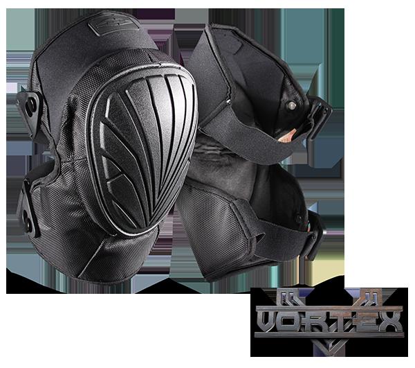 Vortex™ Gel-Core Hybrid Knee Pads