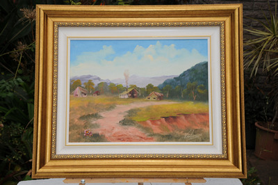 Track to Hillsborough