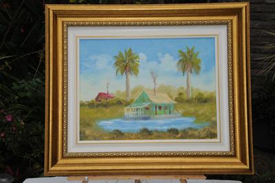 Jamaica Me Paint