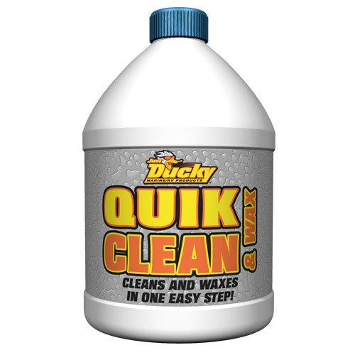 Quick Clean & Wax Gallon Refill
