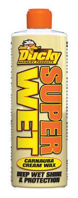 Super Wet Carnauba Cream Wax 16 oz. Bottle
