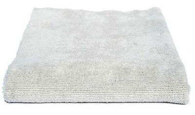 16 x 16 Edgeless Exterior Gray Ultra Plush Microfiber Detail Towel
