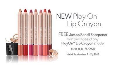 PlayOn Lip Crayons