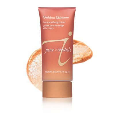 Golden Shimmer Face & Body Lotion