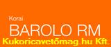 Barolo RM korai