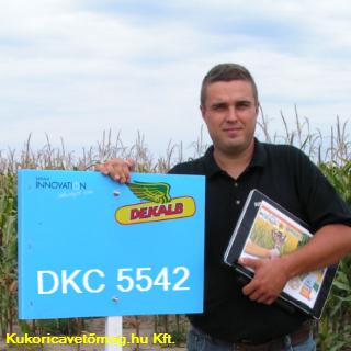DKC 5542 FAO 530-540
