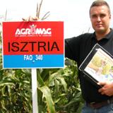 Isztria FAO 430 (70.000 szem/zsák)