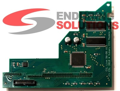 Board 97/8  (Optional discounted cable and software available).