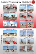 Poster A3 : Core & Lowerbody