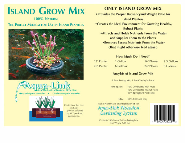 Grow Mix 3 Gallon