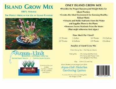 Grow Mix 3 Gallon