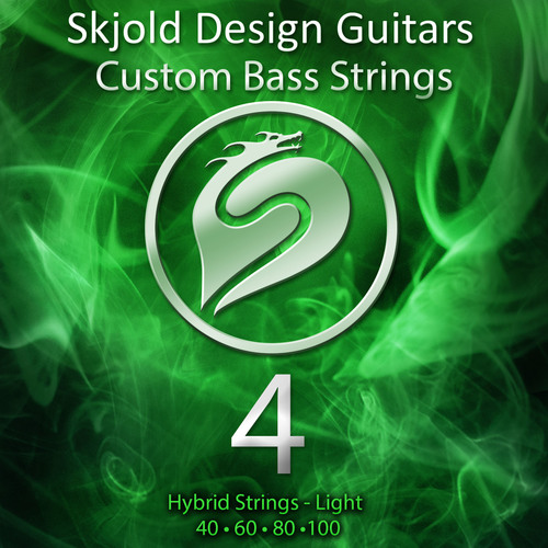 Hybrid Nickel/Steel - Light 4 String