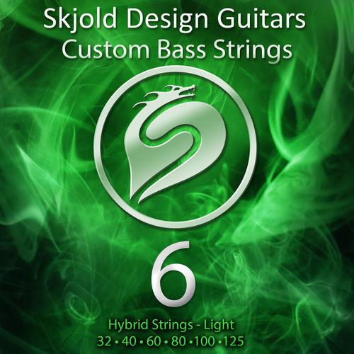 Hybrid Nickel/Steel - Light 6 String
