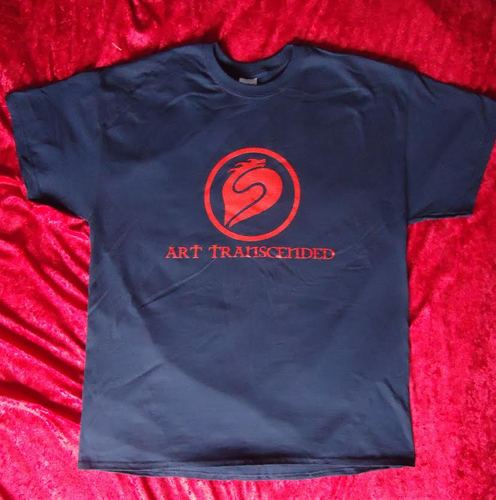 "Skjold ""Art Transcended"" Tee Shirt - Small"