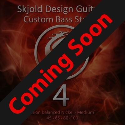 Tension Balanced Nickel - 4 String Medium